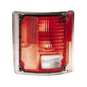 73 91 CHEVY CHEVROLET BLAZER TAIL LIGHT LH (DRIVER SIDE