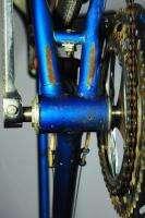 Vintage 1973 Peugeot UE 8 Road racing bicycle blue bike Simplex