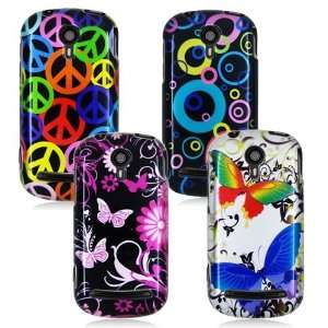 PEACE SYMBOLS, BUBBLES CIRCLES, BUTTERFLYS Cell Phones & Accessories