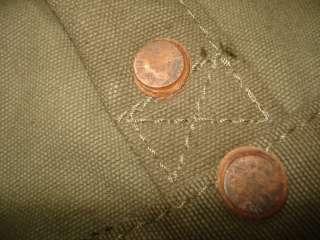 RRL Ralph Lauren Polo Canvas US Army Duffle Tote Bag
