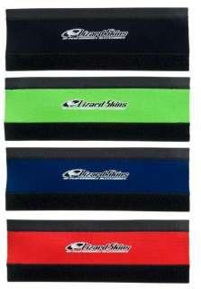 Lizard Skins Chainstay Protector Super Jumbo Black, Red, Green, Blue