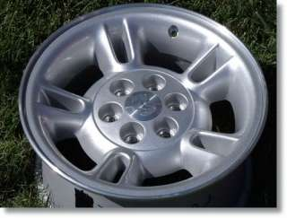 15 DODGE DAKOTA DURANGO factory stock oem aluminum alloy wheel rim