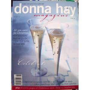 Donna Hay Magazine: Celebrate (Issue 18): Jana Frawley: Books