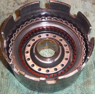 4L60E GM Chevy Transmission UPDATED Reverse Drum