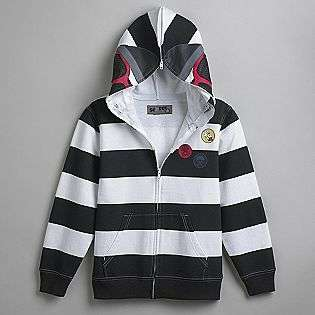 Boys 4 7 Skeleton Face Hood Sweatshirt Jacket  Scarce Clothing Boys