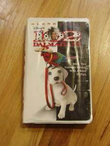 Walt Disney 102 Dalmatians VHS Movie Film