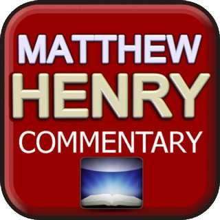Matthew Henrys Concise Bible Commentary Appstore for