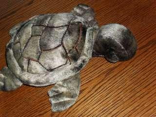 11.5 stuffed plush DanDee Water Sea TURTLE
