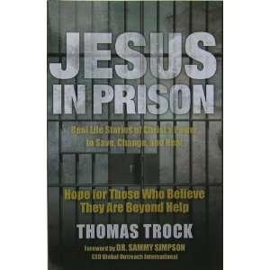 Jesus in Prison Books