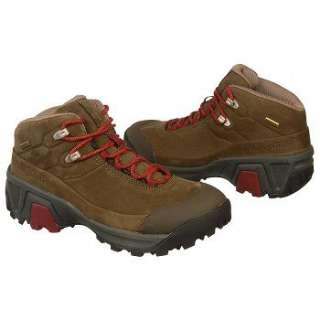 Womens Patagonia P26 Mid Gore Tex Henna Brown/Cranberr Shoes