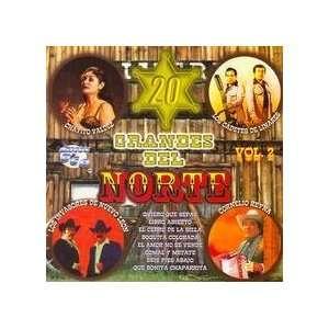 Grandes Del Norte Various Artists Music
