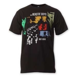 Bemerkungen/Material The Beastie Boys Root Down Tees features