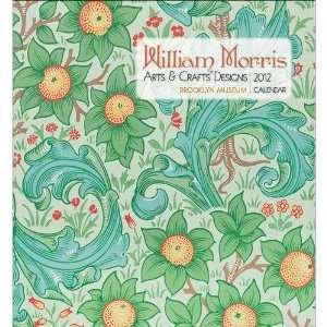 Morris Arts & Crafts Design Wall Calendar 2012
