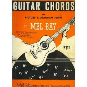 Guitar Cords in Picture and Diagram Form: Books