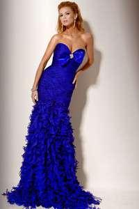 Mermaid Sweetheart Empire Wedding Bridal Gown Prom Evening Dress