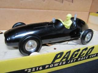VINTAGE PAGCO POWER JET RACE CAR .09 GAS POWERED TETHER ACCESSORY KIT