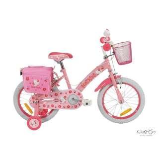Kinder Fahrrad HELLO KITTY Cherry PINK 16 Zoll Fahrrad Kinderfahrrad