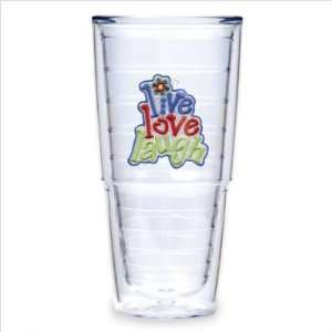 Tervis Tumbler LLL 02 24 Live Love Laugh 24 Oz Tumbler