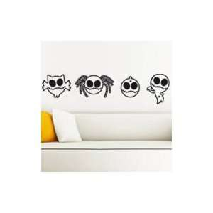 Little Zombies wall stick ups: Home & Kitchen