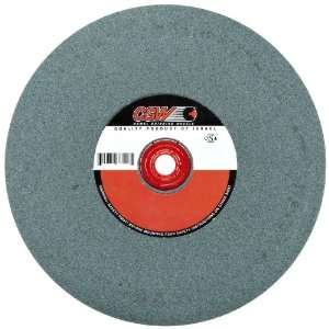 CGW 38518 8 Type 1 Bench Wheel Green Silicon Carbide 100 Grit