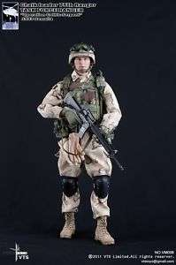 Virtual Toys   US Army 75th Ranger 1993 Somalla