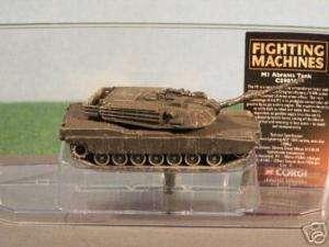 CORGI ~ US M1 Abrams Tank~Oper. Freedom~1st Arm.~90203