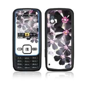Samsung Rant (SPH m540) Decal Skin   Asian Flower Paint