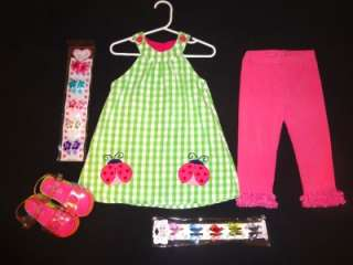 56 PC USED BABY GIRL TODDLER 2T 3T SPRING SUMMER DRESSES OUTFITS