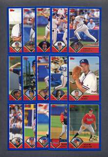 2003 Topps Complete Baseball Set in a Binder MINT
