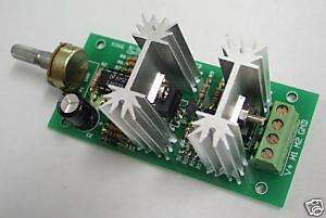 Kit 166 Bidirectional DC Motor Speed Controller