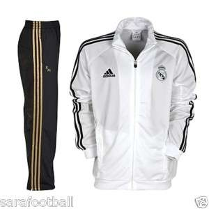 ADIDAS REAL MADRID PRESENTATION TRACKSUIT 2011 12 KIDS