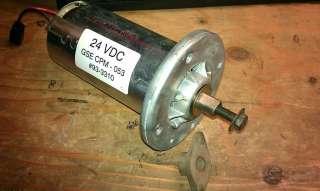 24VDC, Permanent Magnet Motor, Wind Generator, Lawn boy