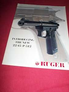 Ruger Flier On 22/45 & P 512 Gun Arms Gun