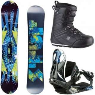 STUF ELEMENT 143 2011 incl. STYLE black/white + PURE Boots