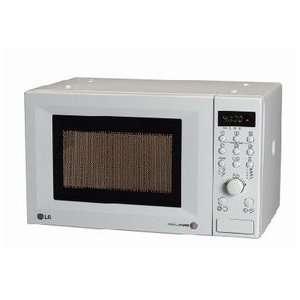 LG MS196VUW Mikrowelle / 800 Watt / 19 Liter / Intellowave System