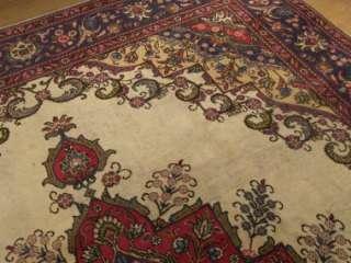 13 Beautiful Handmade Antique 1940s Persian Tabriz Serapi Wool