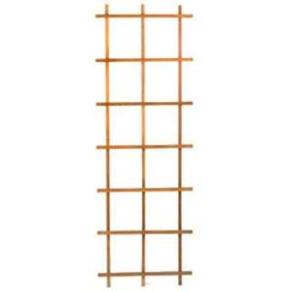 Matthews Four Seasons Heartwood 72 in. Cedar Ladder Trellis 62PG at