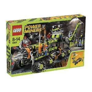 LEGO Power Miners 8964   Mobile Bohrstation  Spielzeug