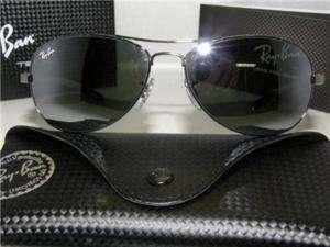 NEW RAY BAN RB8301 004/40 SUNGLASSES RAY BAN 8301 59mm 805289313502