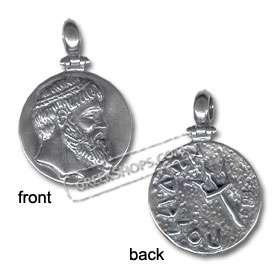 Sterling Silver 12 Greek Gods of Olympus Pendants