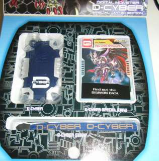 Bandai Digimon Digital Monster Digivice D CYBER Special