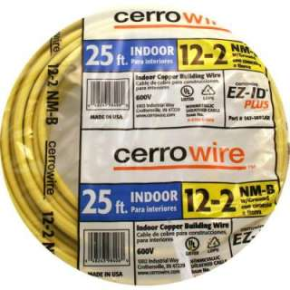 Cerrowire 25 ft. 12/2 NM B Wire 147 1602AR at The Home Depot