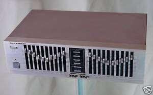 Großer Marantz Stereo Graphic Equalizer EQ 340 20 Band