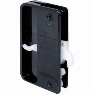Prime Line Sliding Screen Door Latch and Pull with Security Lock