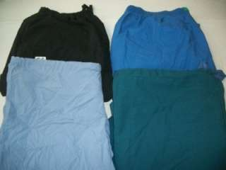 Medical Dental Scrubs Lot of 16 Pants Bottoms Size LARGE LRG L LG