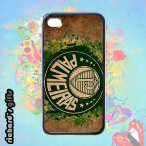 New iPhone 4 Hard Case Cover Palmeiras Football Flag