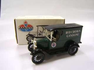 Ertl 1923 Chevy 1/2 Ton Truck Bank Red Crown