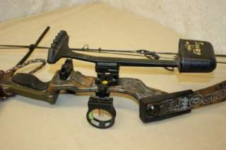 PSE Carroll Marauder II RH Compound Bow