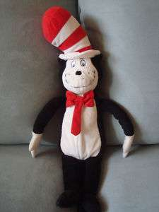 Dr. Suess Cat in the Hat Plush Kohls for Kids 22