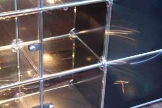 Beleuchtungseinheiten ausgestattet (original USM Haller Stromsystem